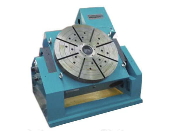 SKT15(250-1000)系列手动可倾数控回转工作台分度盘