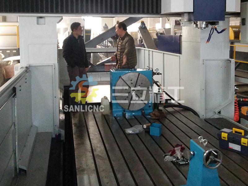配套中捷数控-联动加工
